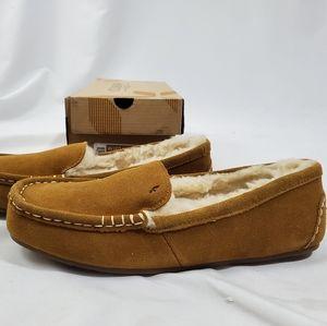 Koolaburra by UGG W Lezly Chesnut Suede Slippers